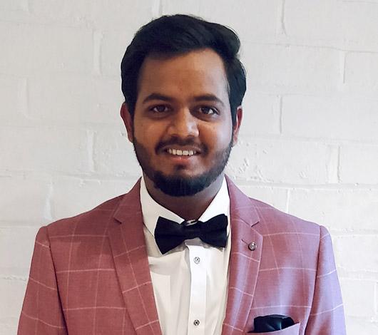 Rishabh Choudhary