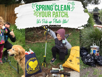 Useful links images – spring clean your patch